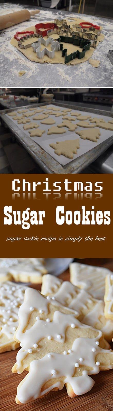 Christmas Sugar Cookies, Christmas Best Recipe