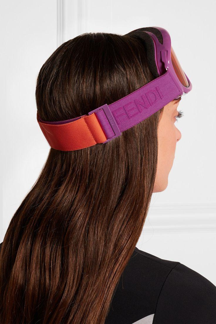 Fendi|Ski goggles|