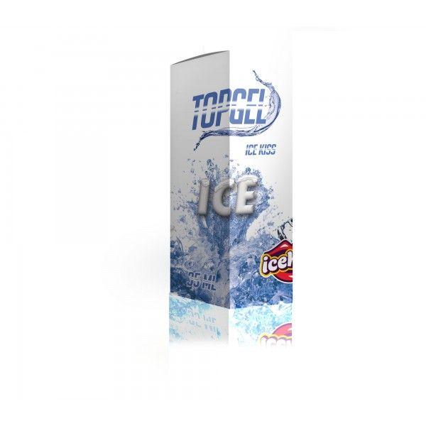 Top Gel Icekiss Ice - Top Gel Icekiss IceDeliciosa sensação refrescante e geladinha, proporciona muito mais prazer durante o sexo oral.