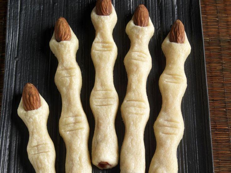 Rezept: Gruselfinger zu Halloween