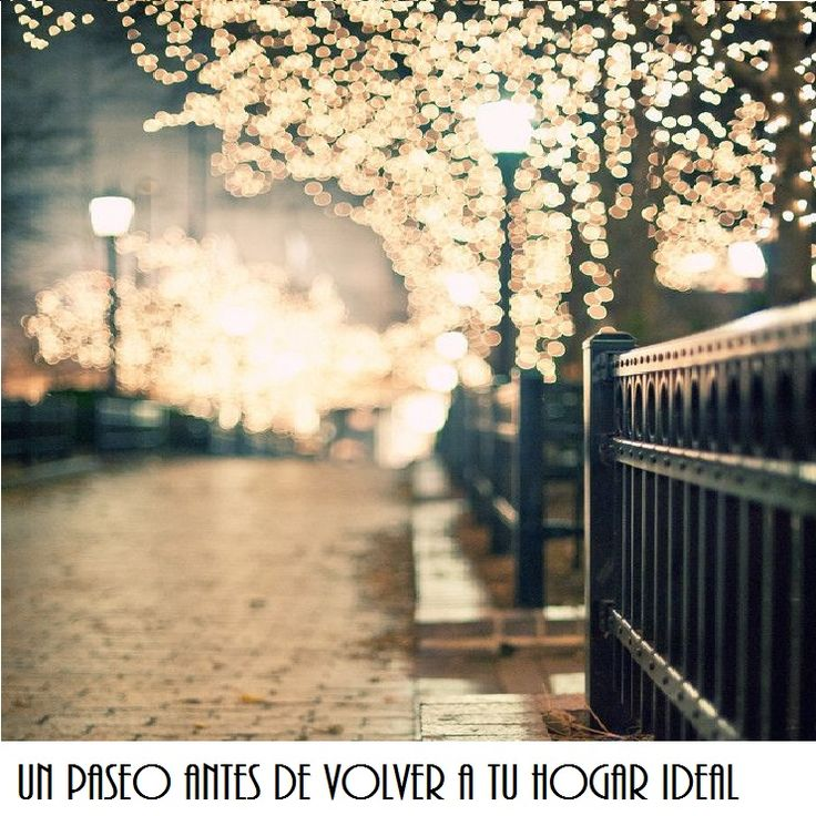 Noches de verano ideales. Decoración. http://elhogarideal.com/es/