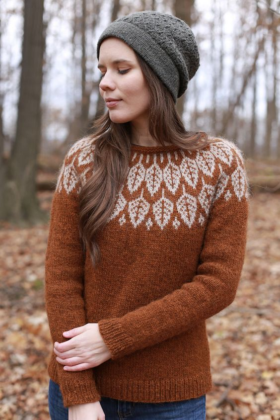 Ravelry: Arboreal by Jennifer Steingass