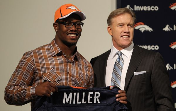 Cover-Two: Does Von Miller's suspension void Denver's Super Bowl hopes? | Audibles - SI.com