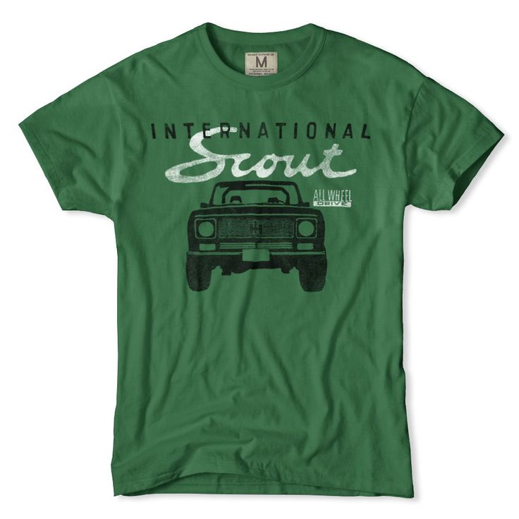International Scout T-Shirt