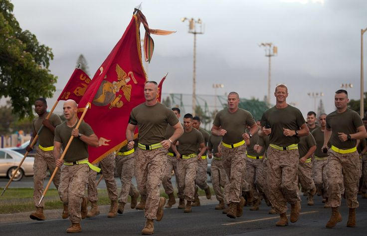 The 15 Most Iconic Marine Corps Cadences