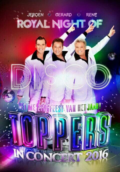 Toppers in concert 2016