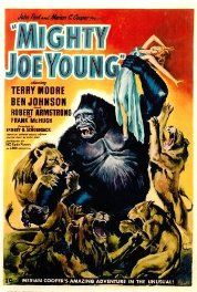 Mighty Joe Young (1949) Poster