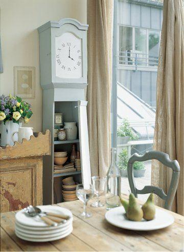 Bricolage : transformez cette grande horloge en une commode très fonctionnelle n°50