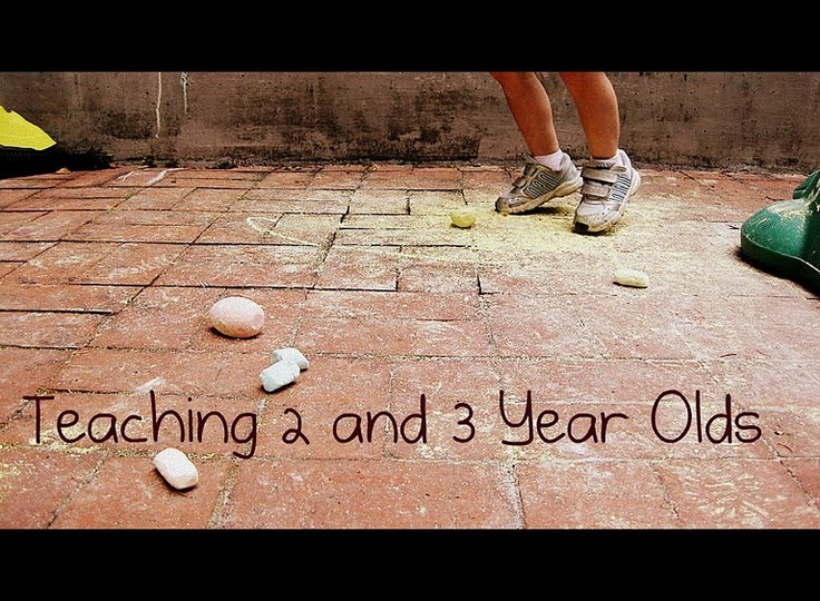 Great site for 2 & 3 y/o learning activities