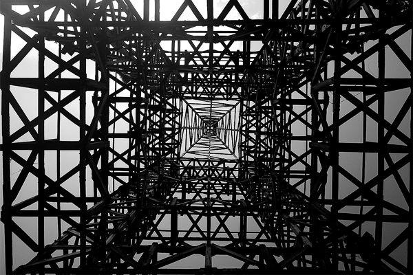 Torre del  Cable - Vista Interior