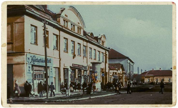 Kisújszállás Széchenyi utca