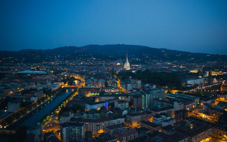 Good night Turin!
