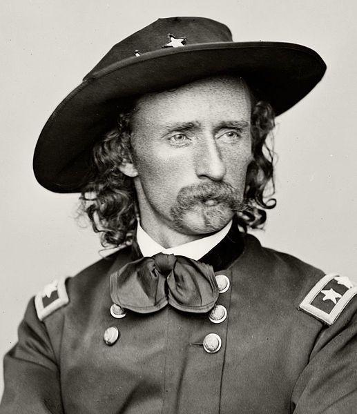 Major General George Custer - USA