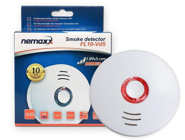 8 best Rauchmelder von Nemaxx images on Pinterest | Safety ...