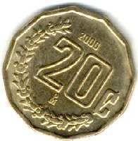 Hola amigos taringeros bueno pues en esta ocacion me gustaria presentarles las monedas y billetes que usamos aca en mexico bueno pues aki estan:. Moneda de 10 centavos. Nueva moneda de 10 centavos. Moneda de 20 centavos. Nueva moneda de 20 centavos....