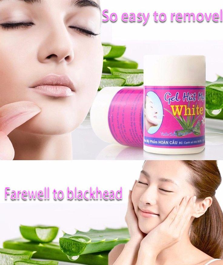 Blackhead Shrink Whitening Face Mask