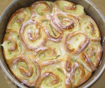 Puddingschnecken - Kuchen (Rezept mit Bild) von naschkatze65 | Chefkoch.de