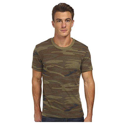 (オルタナティヴ) Alternative メンズ トップス Tシャツ Eco Crew 並行輸入品  新品【取り寄せ商品のため、お届けまでに2週間前後かかります。】 表示サイズ表はすべて【参考サイズ】です。ご不明点はお問合せ下さい。 カラー:Camo
