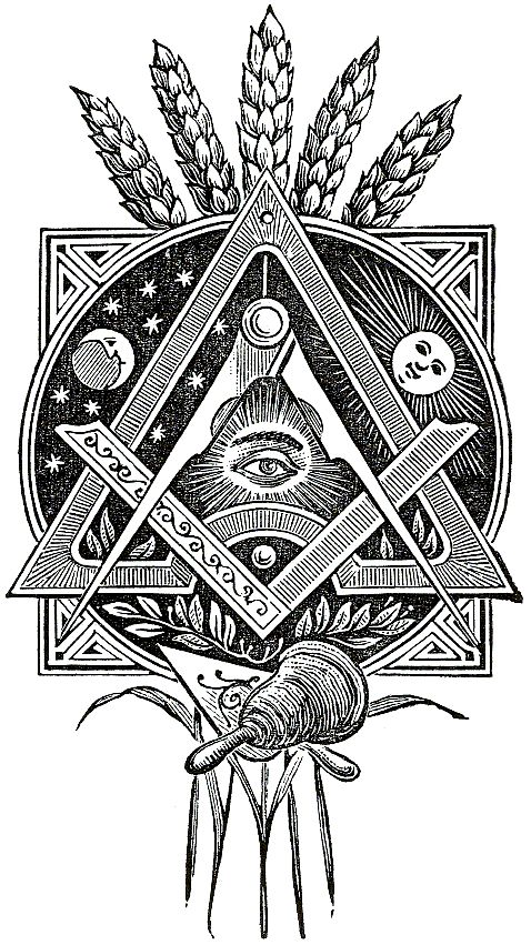 freemason all seeing eye