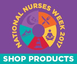 National Nurses Week is May 6-12! Click here to shop National Nurses Week 2017 Products