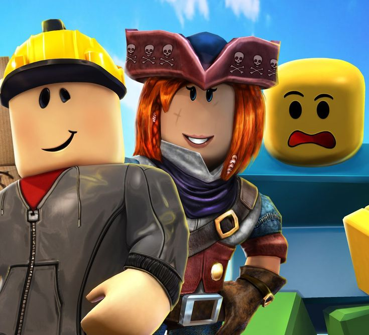 Roblox Wallpaper for Tablet, Mobile, Desktop, set as