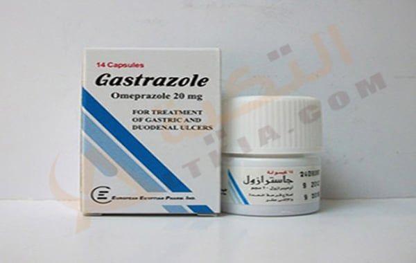دواء جاسترازول Gastrazole كبسول لعلاج ارتجاع المريء الذي يكون سببا في الشعور بحرقة في المعدة حيث أن هذا المرض ينتج من تد Omeprazole Toothpaste Personal Care
