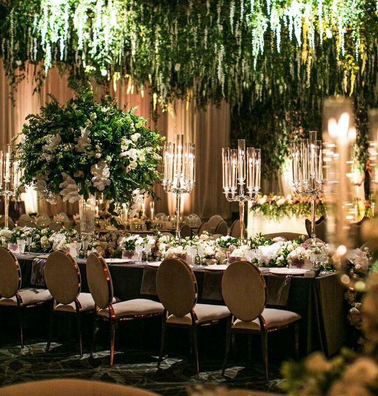 Glamorously Elegant Las Vegas Wedding from Samuel Lippke ...