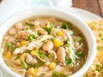 Recipe: Slow Cooker White Chicken Chili — Recipes from The Kitchn | The Kitchn