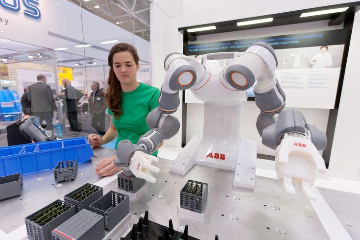 abb robotics | ABB Robotics