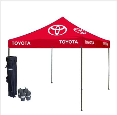 #logotent #Printedtent for outdoor events.