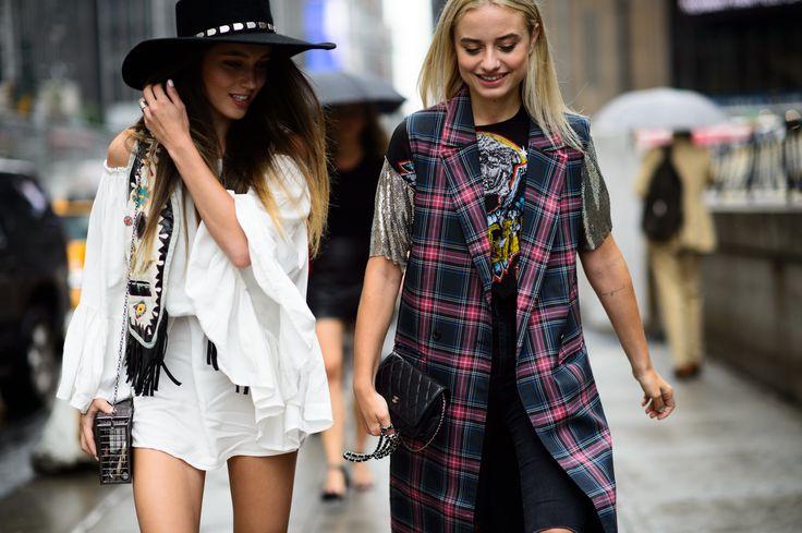 New York Fashion Week Spring 2016 Day 1