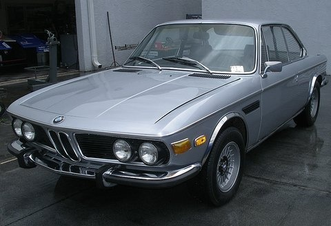 Rare in this Condition: 1973 BMW 3.0 CSL Driver