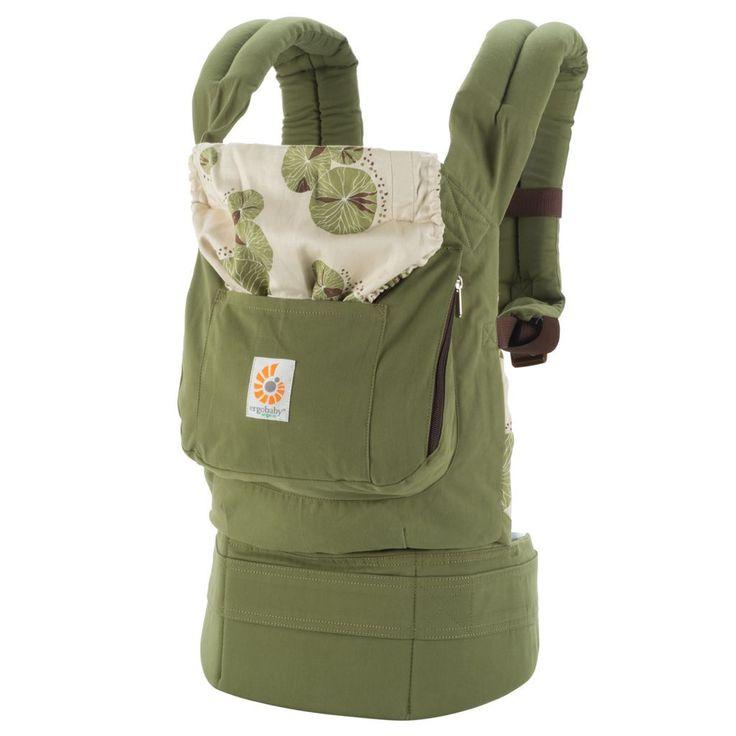 WORLDWIDE FREE SHIPPING ErgoBaby ORIGINAL CARRIER - Organic Baby Carrier Zen  Priced at $99.99