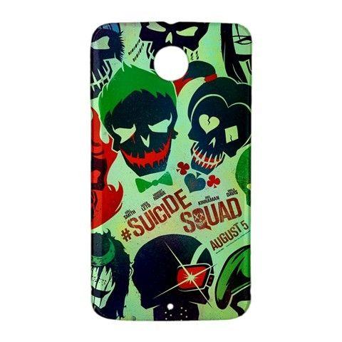 Suicide Squad Google Nexus 6 Case Cover Wrap Around