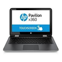 "HP Pavilion 13-a155cl 13.3"" Touch Convertible Laptop Computer with Intel Core i5-4210U, 6GB Memory, 500GB Hard Drive,"