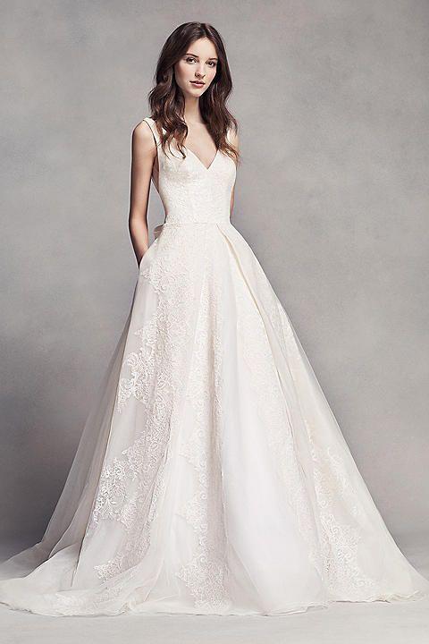 David's Bridal 2016 Collection.  6 tips prácticos para elegir tu vestido de novia.