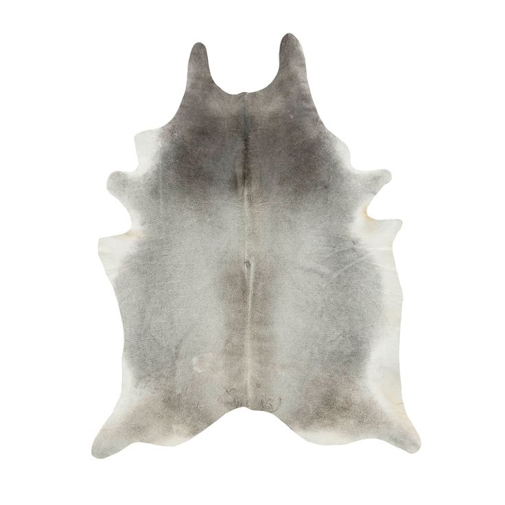 Gris Grey Cowhide Rug - Extra Large