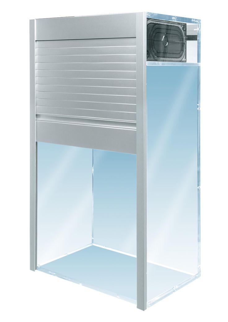 Door Roll Up Offers Aluminum Tambour Doors In A Gorgeous