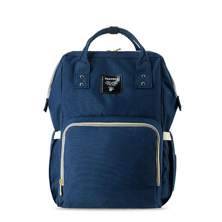 Amazon Com Sunveno Mummy Backpack Travel Bag Baby Diaper