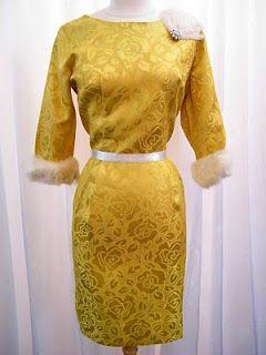 Dirty Fabulous: Dirty Fabulous Vintage Dresses