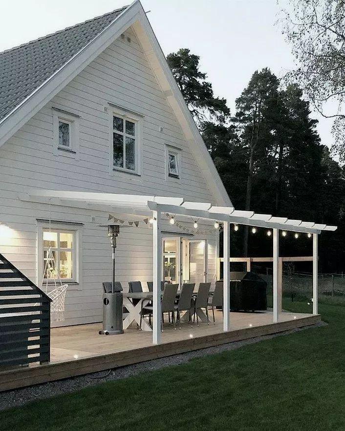 23+ Wonderful Pergola Patio Design Ideas #pergolapatio #patiodesign #patioideas #gardening