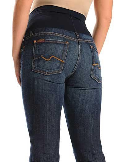 #calçajeans para #gravidas http://modafeminina.biz/moda-plus-size/roupas-para-gravidas-fotos-e-dicas-da-moda #modafeminina