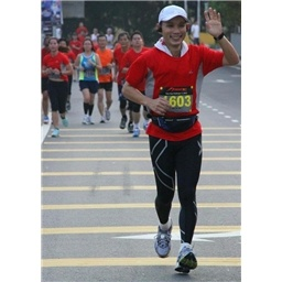A BIG HAPPY SMILE from our fundraiser-runner-friend, Yap Yik Yee! He took part in the Standard Chartered KL Marathon on 24 June 2012 (Full Marathon 42.195km) and raised funds for The National Autism Society of Malaysia (NASOM). It's running with a cause! See: http://www.simplygiving.com/fundraising/viewfund.aspx?f=yikyee-2012