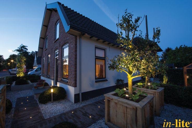 Voortuin | Pad | Grondspot HYVE 22 | Buitenverlichting | 12V | LED | Outdoor lighting