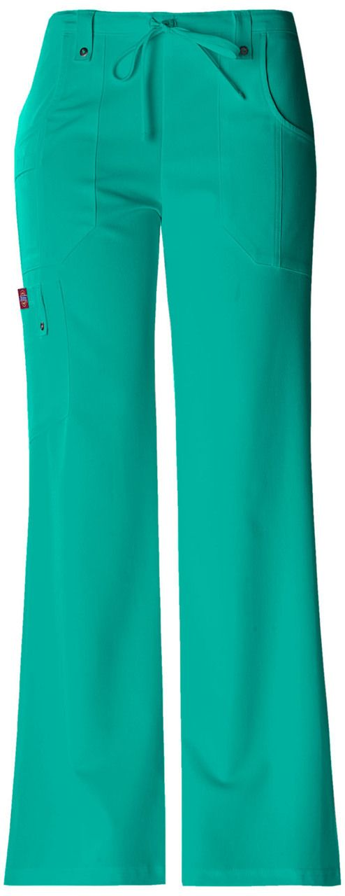 Dickies Medical 82011 Pantalon Acampanado con Jareta para Mujer - BODEGA DE UNIFORMES: DICKIES| CHEROKEE| GREY'S ANATOMY| HEARTSOUL| CODE HAPPY|IGUANAMED| SLOGGERS