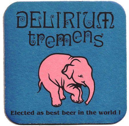 Porta Copo - Delirium Tremens