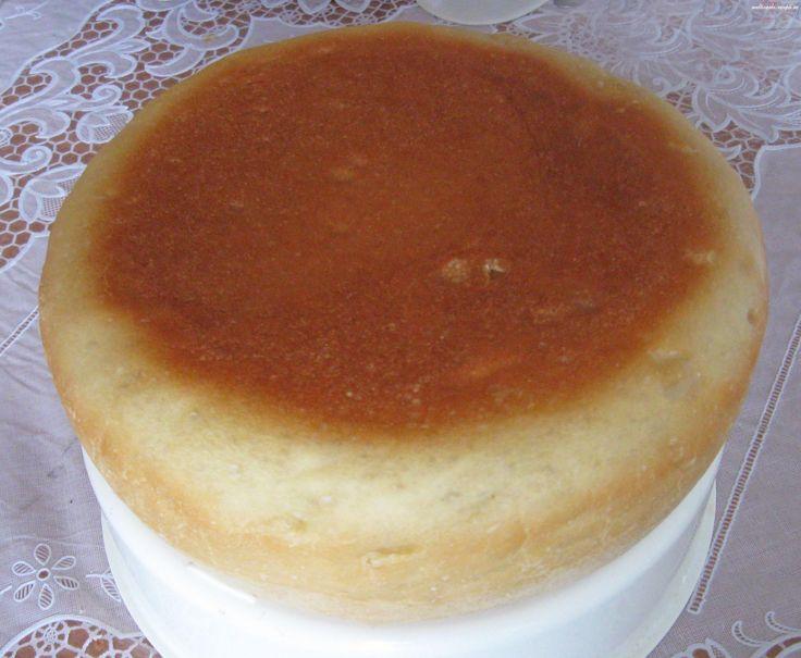 Готовый хлеб испеченный в мультиварке