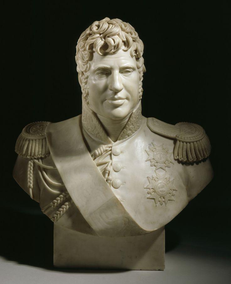 https://flic.kr/p/q6mNFX | Portrait of Jacques-Alexandre-Bernard Law, Marquis de Lauriston (1768-1828) LACMA M.72.30 |