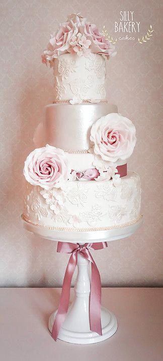 Silly Bakery | Bruidstaart, Bruidstaarten, Sweet Tables