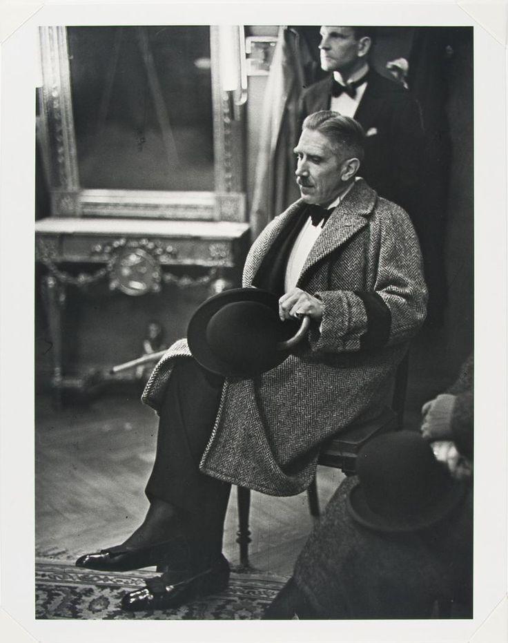 Franz Von Papen Listening To A Violin Recital, Berlin